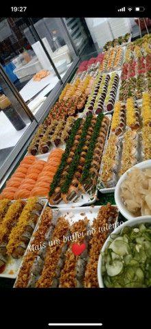 Vendo restaurante JAPONÊS  montado