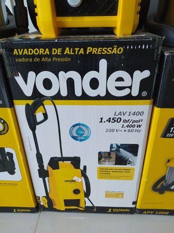 Lavadora Alta pressão Vonder LAV1400 - Foto 2