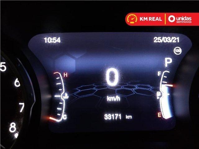 Jeep Compass 2.0 16v Flex Longitude Automático 2019/2020 - Foto 8