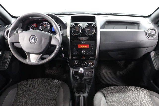 Renault DUSTER EXPRESSION 1.6 16V HI-FLEX 4P MANUAL - Foto 6