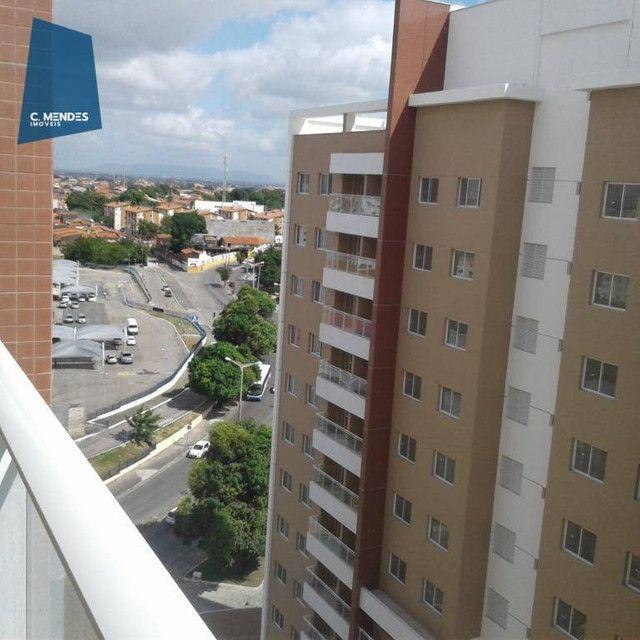 Apartamento com 2 dormitórios à venda, 58 m² por R$ 290.000,00 - Parangaba - Fortaleza/CE - Foto 7