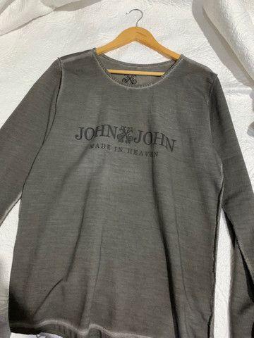 Blusa de Frio John John TAM. M