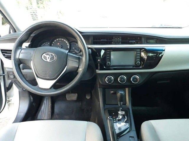 COROLLA 2016/2017 1.8 GLI 16V FLEX 4P AUTOMÁTICO - Foto 5
