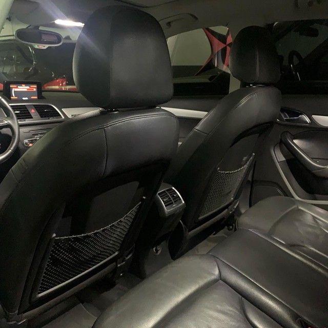 Audi Q3 4x4 2015/2015 C/ Teto Panoramico - Foto 9