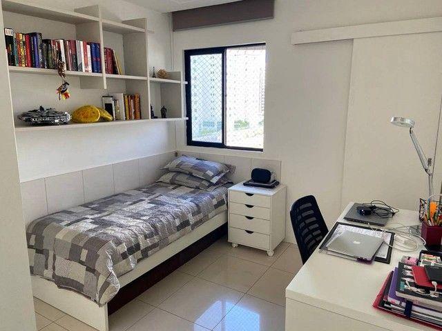 Apartamento para venda tem 116 metros quadrados com 3 quartos em Ponta D'Areia - São Luís  - Foto 19