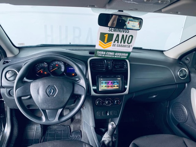 OPORTUNIDADE - Renault SANDERO EXPRESSION 1.0 12V - Foto 11