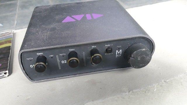 Pro Tools Mbox Mini + Software Protools - Foto 3