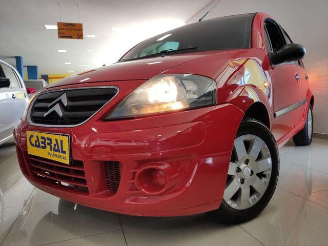 C3 GLX 1.4 2012 Completo *baixo KM*