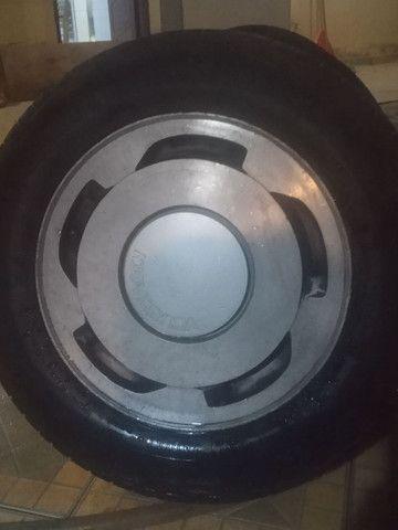 Jogo de roda aro 14 orbital - Foto 3