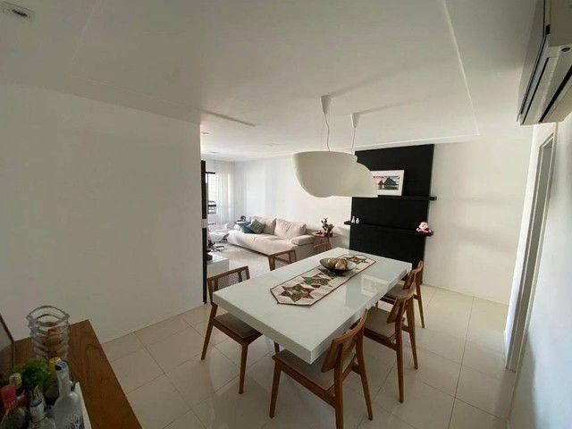 Apartamento para venda tem 116 metros quadrados com 3 quartos em Ponta D'Areia - São Luís  - Foto 2