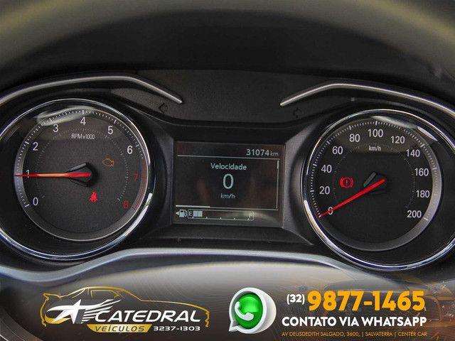 Chevrolet Onix Hatch LT 1.0 12V Flex 5p Mec. 2020 *Novo D+* Baixa Km* Aceito Troca - Foto 9