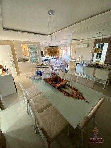 Apartamento no Espaço Catalunya com 3 dormitórios à venda, 105 m² por R$ 675.000 - Varjota - Foto 3