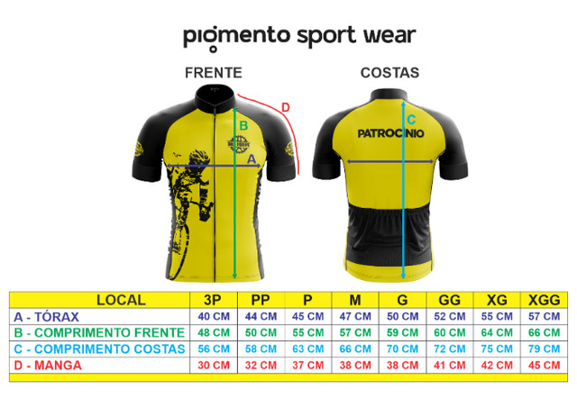 Camiseta Ciclismo masculino - Foto 4