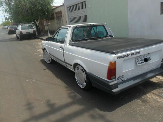 SAVEIRO QUADRADA TURBO