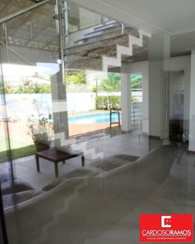 Casa de condomínio para alugar com 4 dormitórios em Busca vida, Camaçari cod:CA00335 - Foto 16