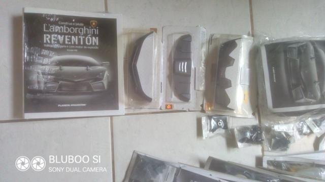 Lamborghini auto modelo deagostini - Foto 4