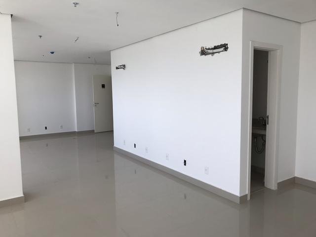 Helbor Dual locação sala Comercial de 66m2 - Foto 6