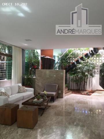 Casa em condomínio para venda em salvador, alphaville i, 4 dormitórios, 4 suítes, 2 banhei - Foto 8