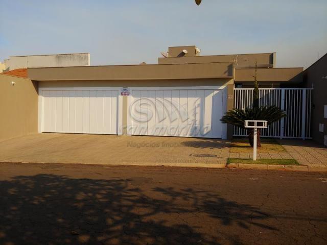 Casa à venda com 4 dormitórios em Jardim sao marcos i, Jaboticabal cod:V137