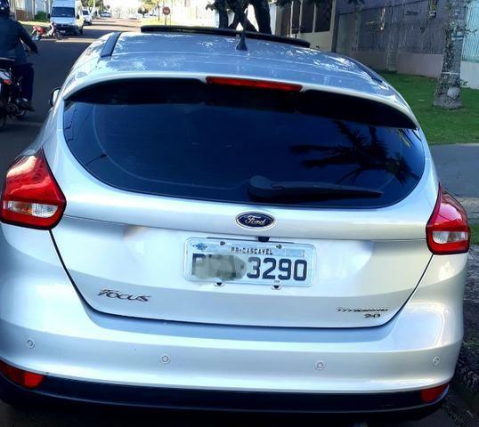 Ford Focus Titanium 2016 Plus Hatch - Foto 6