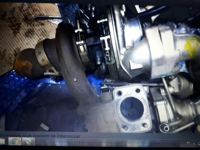 Turbina bi turbo iveco