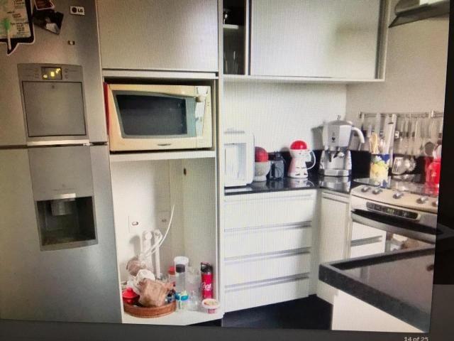 Apartamento 4 quartos revertido em 3, armários, elevador, 2 vagas, lazer e ótima localizaç - Foto 8