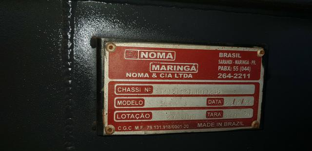 Cacamba noma 98 - Foto 3