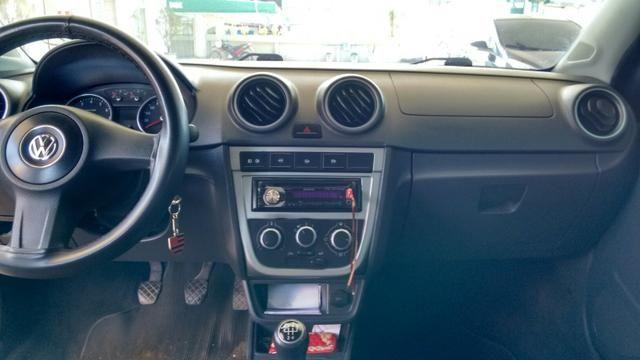 VW Gol G5 mod. 2010 1.6 completo 4.900,00 + 48×. Carro super conservado!!! - Foto 5