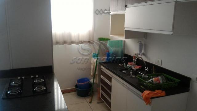 Apartamento à venda com 2 dormitórios em Vila industrial, Jaboticabal cod:V3625 - Foto 4
