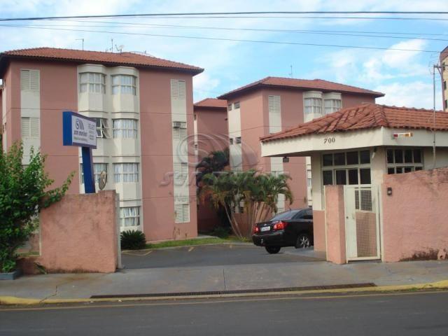 Apartamento à venda com 1 dormitórios em Jardim bela vista, Jaboticabal cod:V1242 - Foto 2