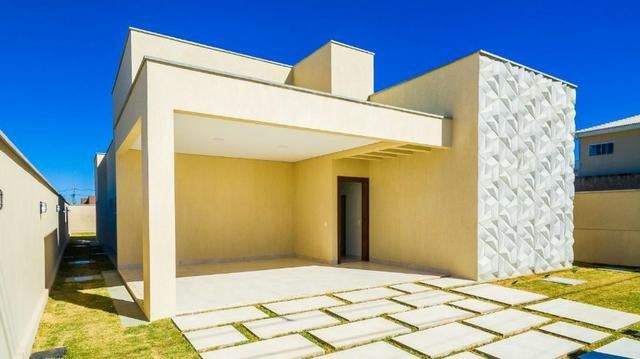 Casa Nova Top de linha 3 Quartos 3 Suítes Aceita Financiamiento e Fgts Alto da Boa Vista - Foto 15