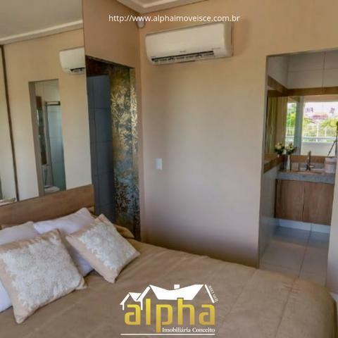 Apartamento Alto Padrão - Cambeba Hà 500 metros da Washington Soares - Entrada Facilitada - Foto 9