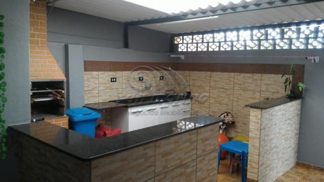 Casa à venda com 3 dormitórios em Jardim kennedy, Jaboticabal cod:V3415 - Foto 8