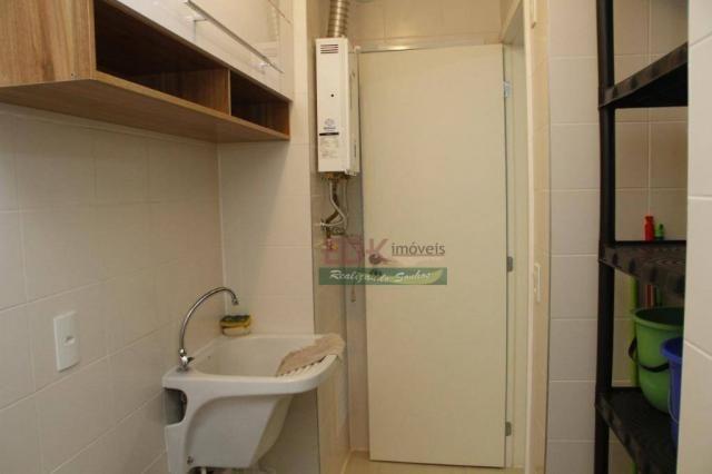 Apartamento com 2 dormitórios à venda, 90 m² por r$ 519.400 - royal park - são josé dos ca - Foto 10