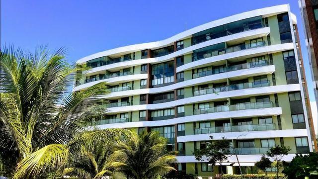 BF - Apartamento de luxo no Paiva! 2 suítes com 112m²! De frente a piscina - Foto 2