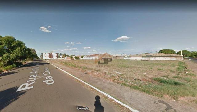 Terreno à venda, 1108 m² por r$ 543.600,00 - aviação - araçatuba/sp