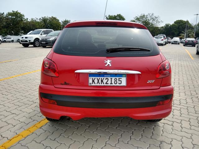 Peugeot 207 1.4( aceito moto como forma de pagamento ) - Foto 5
