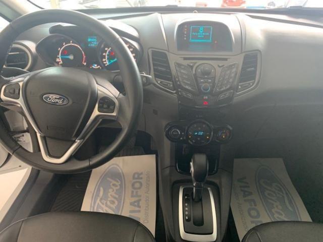 Ford New Fiesta NEW FIESTA 1.6 HA TITANIUM 4P - Foto 8