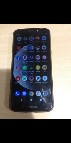 Motorola G6 play semi novo