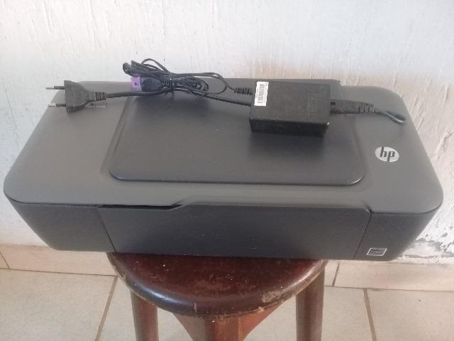 Impressora Deskjet Hp Usada, esta funcionando