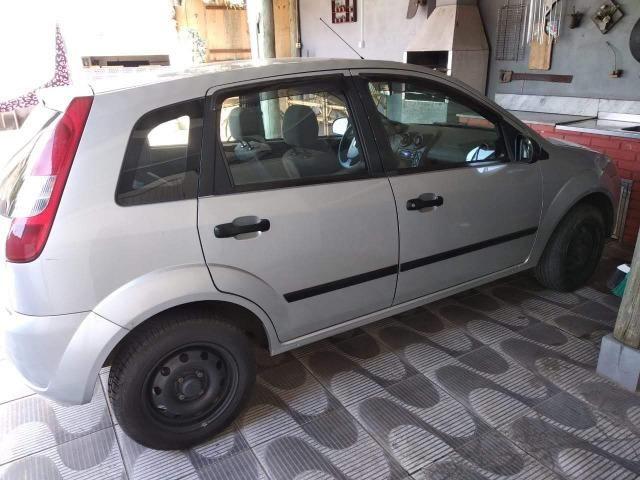 """Fiesta 2006/2007 único dono """"baixei para vender logo"""""""