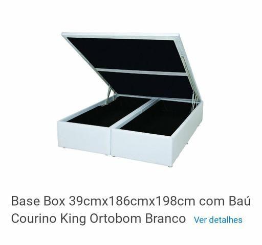 Cama baú Ortobom - Foto 2