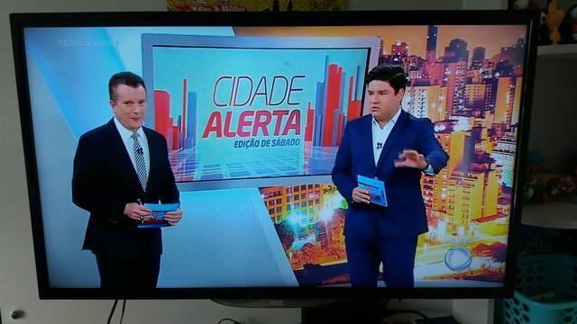 Tv led 32 AOC polegadas em ótimo estado - Foto 4