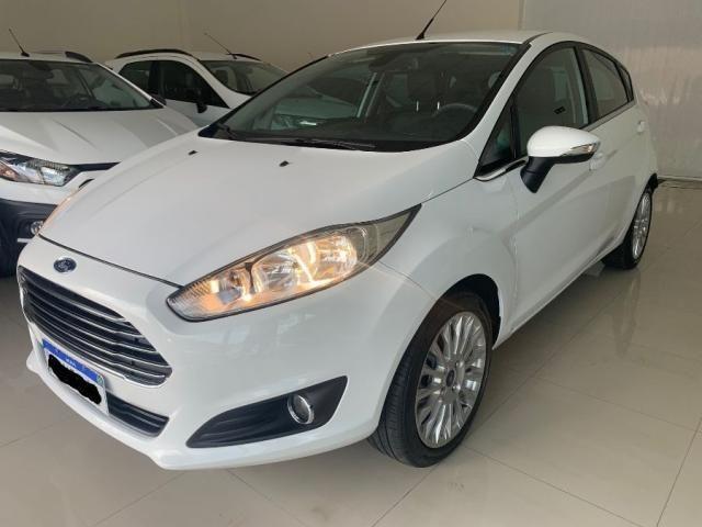Ford New Fiesta NEW FIESTA 1.6 HA TITANIUM 4P