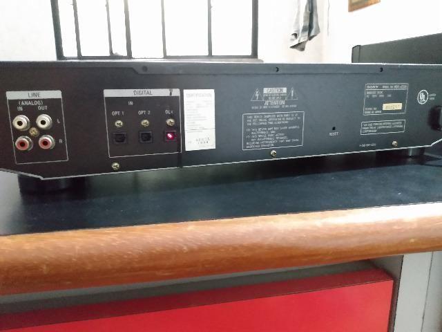 Sony Mini Disc MDS-JE 530 - Foto 3