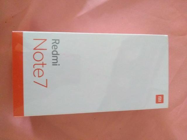 Xiaome redmi Note 7