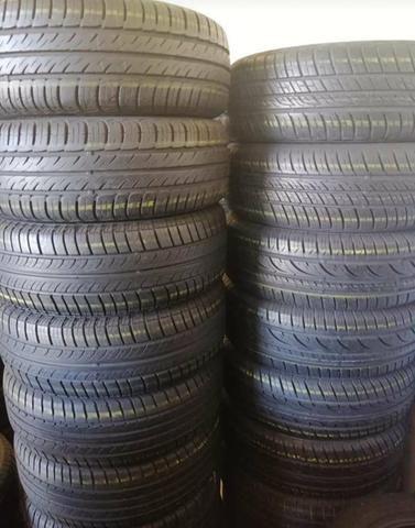 Chegou a hora de comprar pneus barato - Foto 2