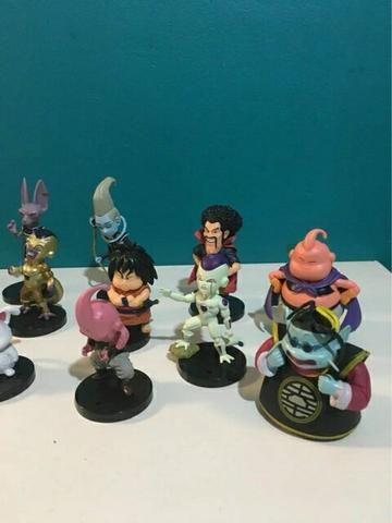 Boneco Dragon Ball Z Goku Vegeta Freeza Valor unidade - Foto 4