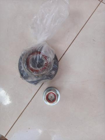 Par de cubo ponta de eixo carretinha - Foto 2