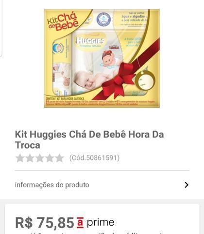 Kit Chá de Bebê - Foto 3